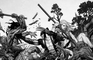 wolverine-shanna-marvel-comics
